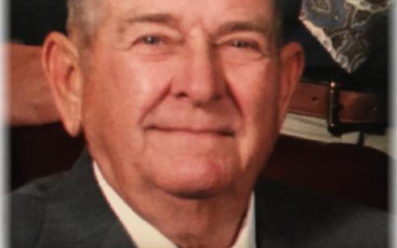 Charles Billy (C.B.) McAfee