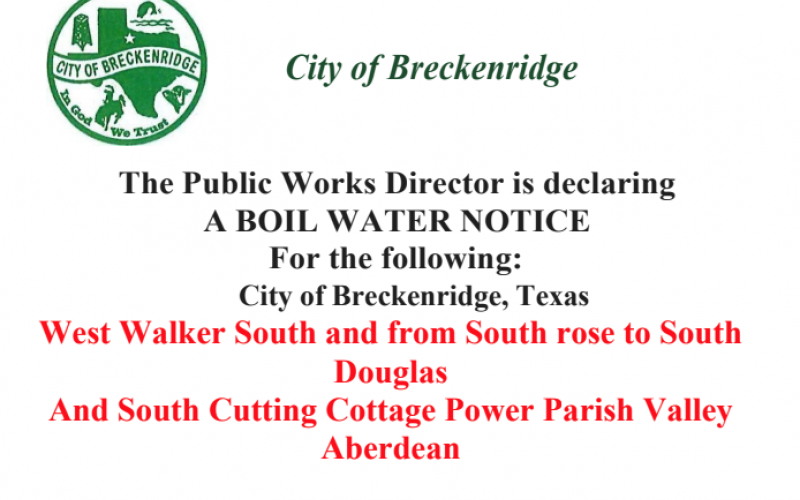 Courtesy of the city of Breckenridge