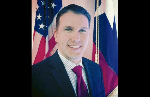 Shown here is current Stephens County Justice of the Peace Michael Roach.