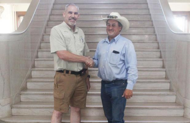 Stephens County elects Fambro County Commissioner
