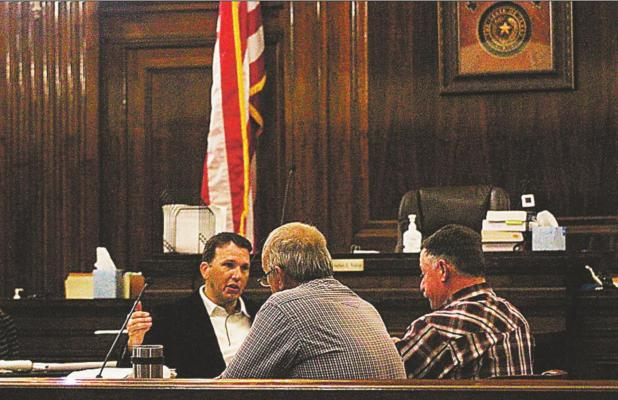 County Commissioners cut budget by $400K, approve tax rate