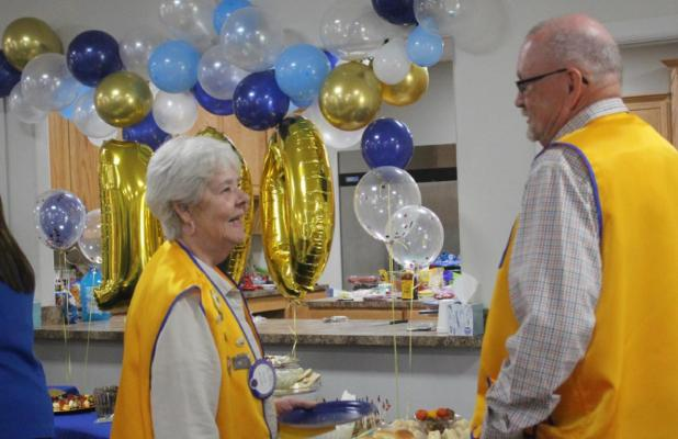 Breckenridge Lions Club celebrates 100th anniversary