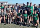 BJHS Broncos, Lady Broncos XC place second in the Holliday meet